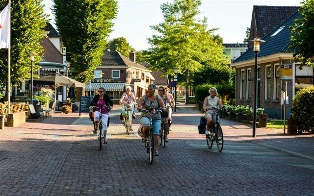 Startplaats Dalen Fiets4daagse Drenthe