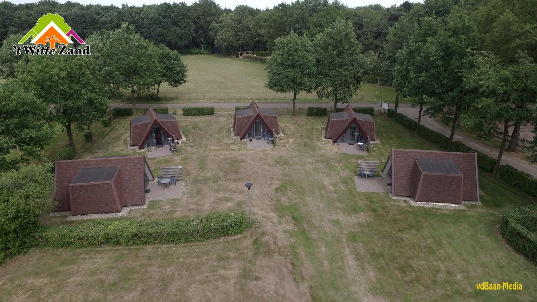 Witte Zand Rest Inn luchtfoto